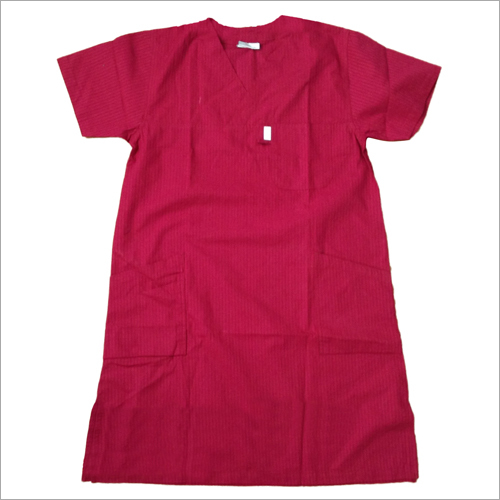 Plain Nurse Uniform Top