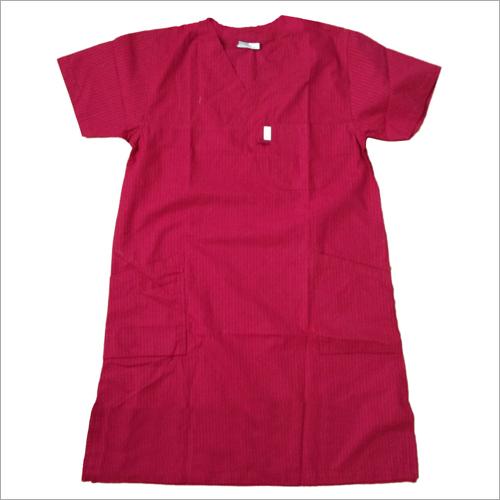 Plain Nurse Uniform Top