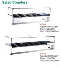 Salad Counters
