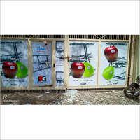 Shop Gate Advertising