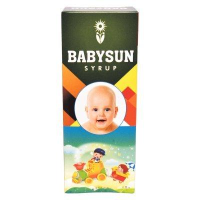 Ayurveda Herbal pediatric tonic - Ayursun Babysun Syrup