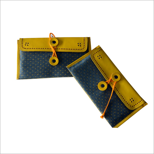 Ladies Flat Wallet