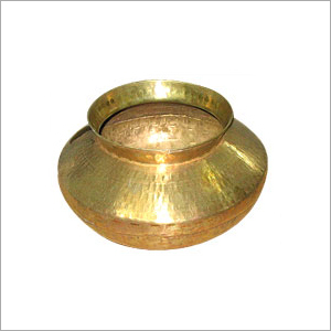 Heavy Weight Brass Cooking Handi
