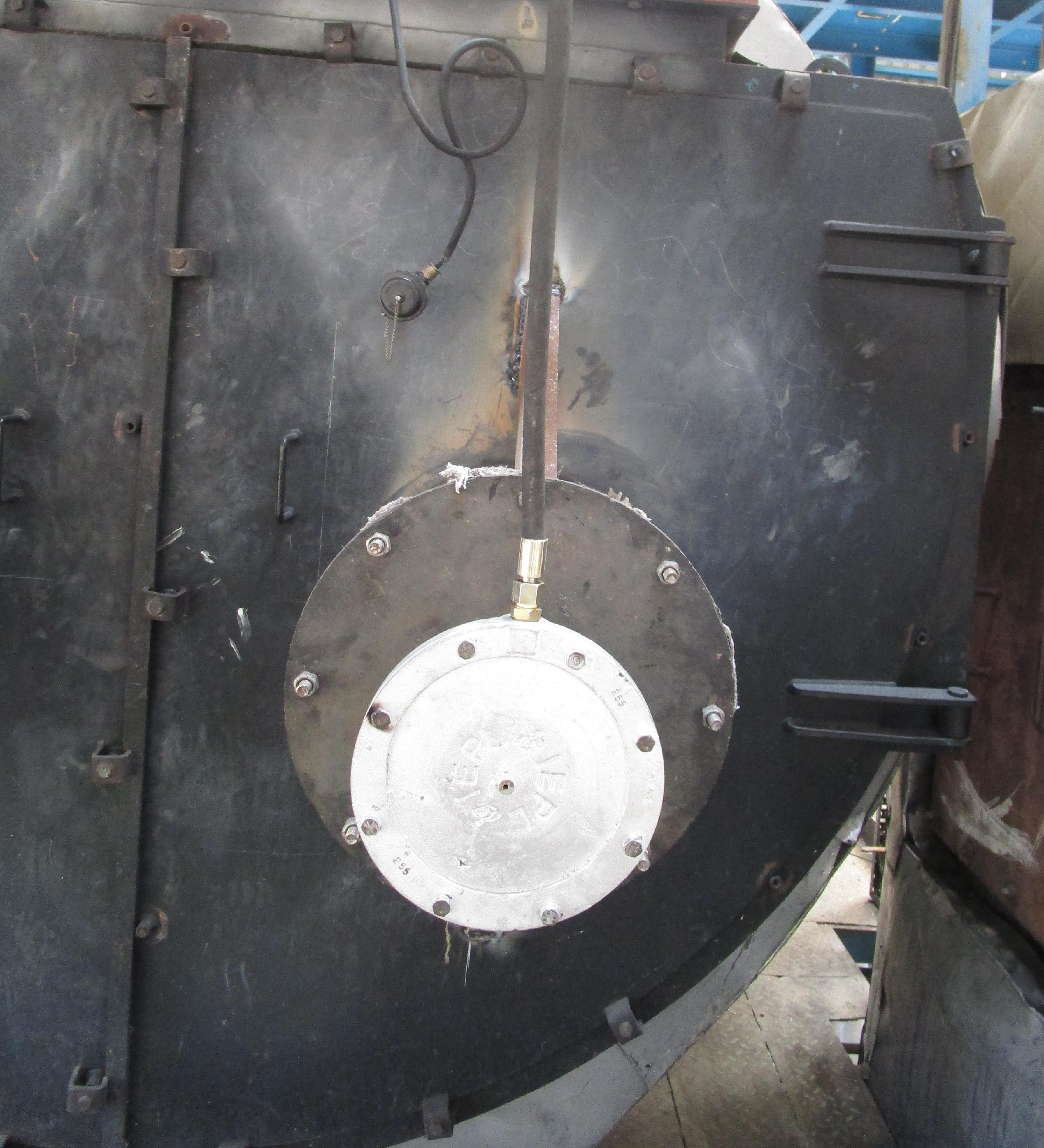 Sonic Soot Blower For Boiler