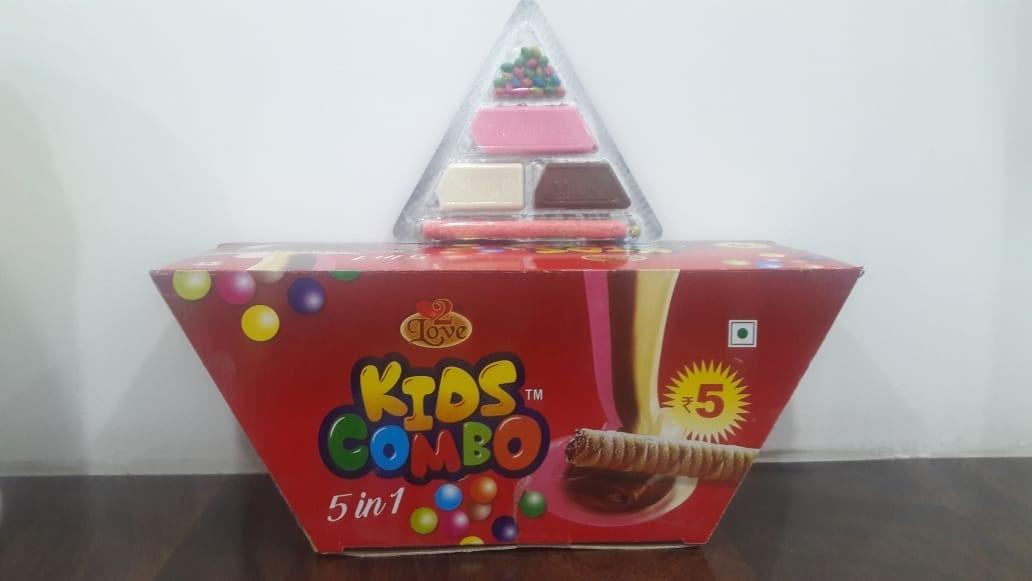 Kids Combo Choco Paste