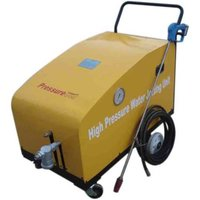 Industrial Water Jet Cleaning Machine