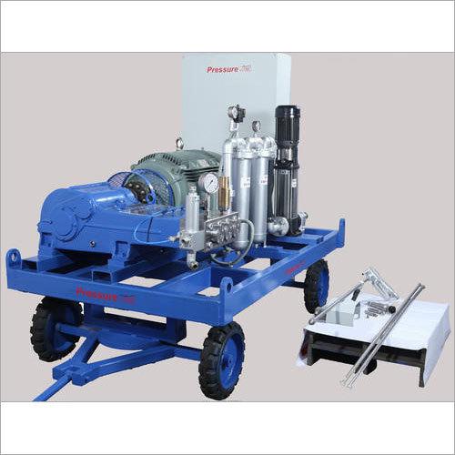 High Pressure Hydro Blasting Systems
