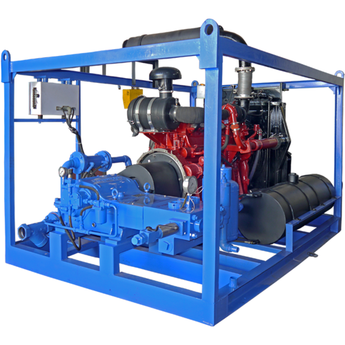 20K High Pressure Hydro Blasting Machine