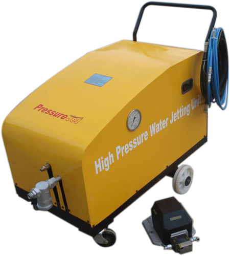 Industrial Water Blasting Machine