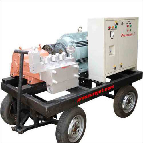 10K Water Blasting Machine