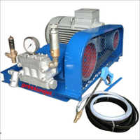 High Pressure Hydrotest Pump (Hydrostatic Test )