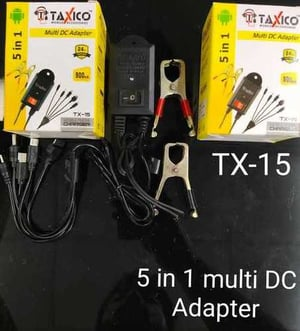 MOBILE CHARGER 900 mah dc charger