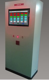 LCD Monitor Based Annunciator Panel