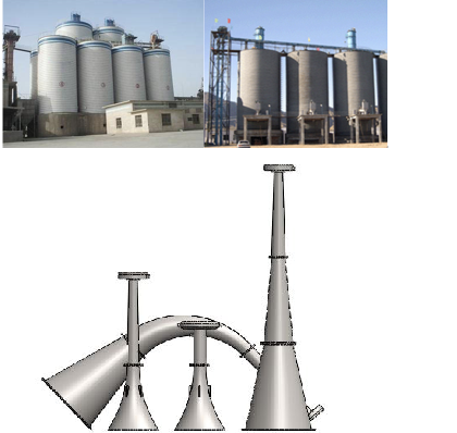 Acoustic Horn For Cement Silo