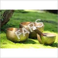 Brass Singing Bowls