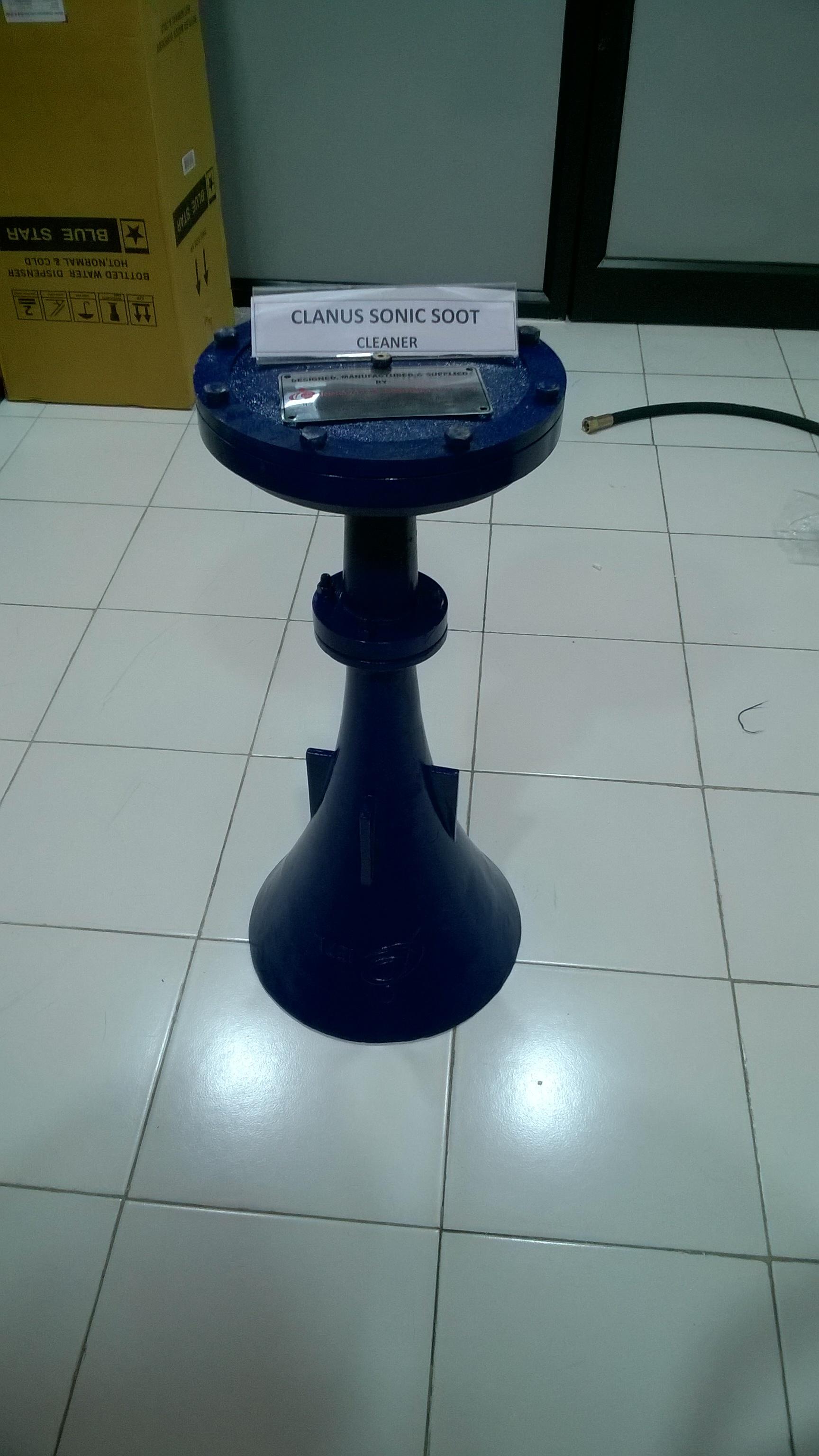 Acoustic Horn For Spray Dryer