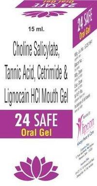 24 Safe Oral Gel