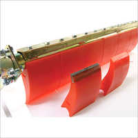 Polyurethane Belt Scraper