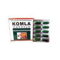 Herbal Medicine for Obesity - Ayursun Komla Capsule