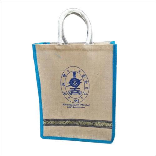 Customized Print Jute Bag