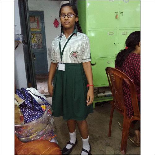 Girl Customized School Uniform