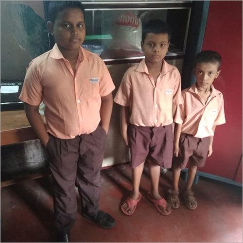 Boys Plain School Uniform