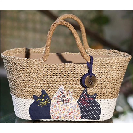 Handcraft Rattan Bag
