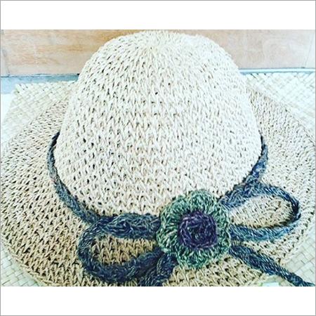 Handicraft Woven Hat