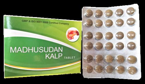 Ayurvedic Anti diabetic diabetes defeater - Ayursun Madhusudan Kalp Tablet