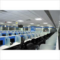 Corporate Office Interior Designing Service