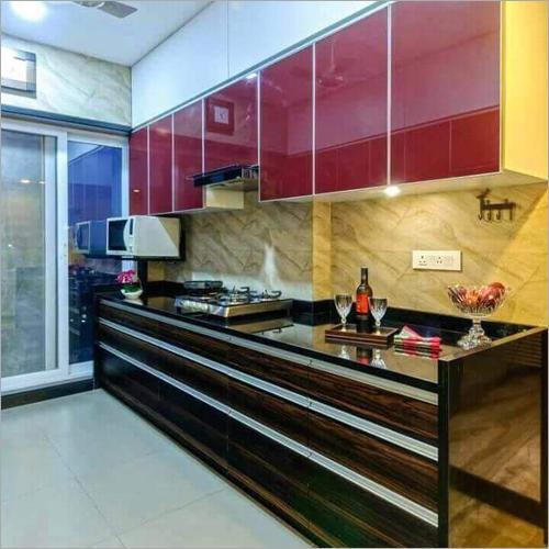 Modulare Küche-Dienstleistung im Designbereich