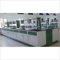 Microbiology -  Bio Technology & Bio Chemistry Labs Furniture