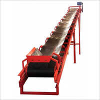 Roller Belt Conveyor