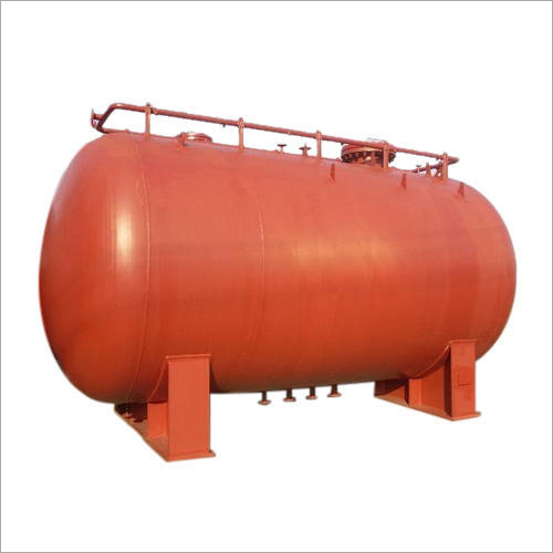 Industrial Ms Storage Tank