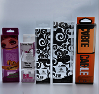 PVC/PET Cosmetic Packaging Box