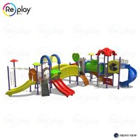 Playground Equipment For School