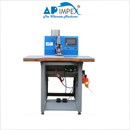 semi automatic pearl fixing machine