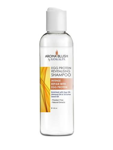 Egg Protein Revitalising Shampoo