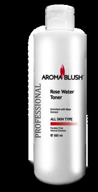 Aroma Blush Rose Water