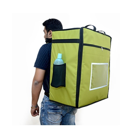 FRONT LOADING LAUNDRY DELIVERY BAG
