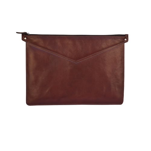 Leather Unisex Folio/iPad Case/ Tablet Case