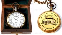 Pocket Watch – Golden Fleece