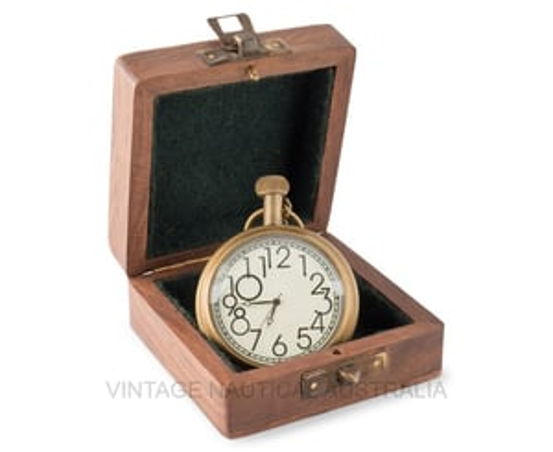 Pocket Watch \\342\\200\\223 Titanic Ship
