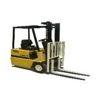 3- Wheel Electric Forklift Trucks