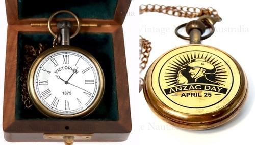 Pocket Watch \\342\\200\\223 Anzac Day
