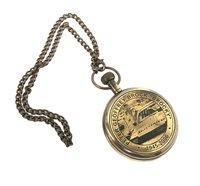Pocket Watch – Peter Brock