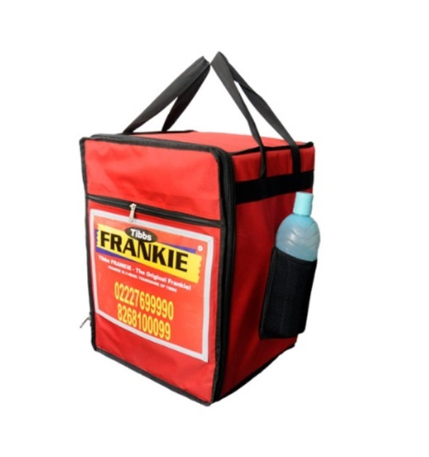 FRONT LOADING COMBO DELIVERY BAGS