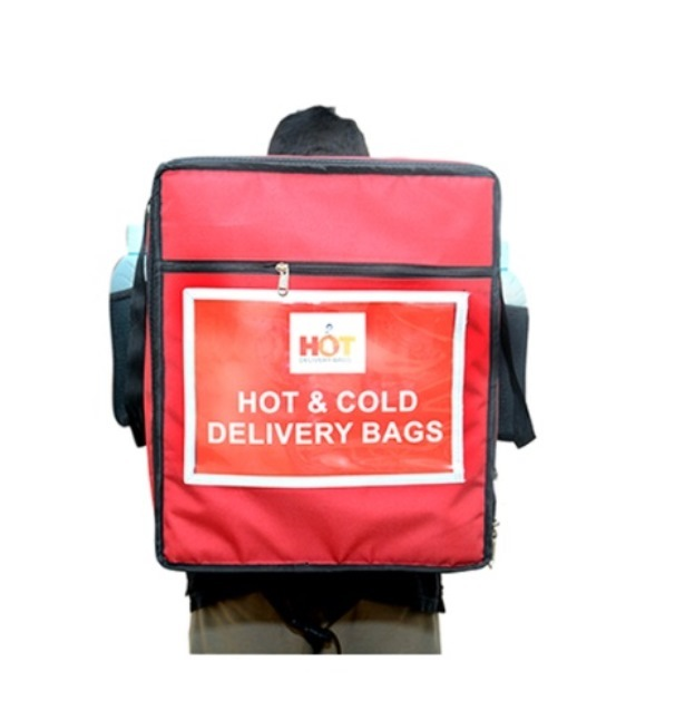 FRONT LOADING LARGE DELIVERY BAGS