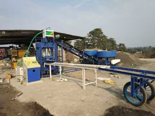 Fly Ash Bricks Machine