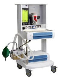 Anaesthesia Trolley